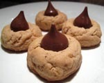 Chocolate Macaroon Cookies