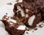 Chocolate Marshmallow Slices