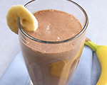 Chocolate Monkey Milkshake