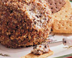 Chocolate Peanut Butter Cheeseball
