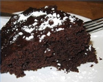 Triple Fudge Cake