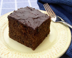 Chocolate Zucchini Cake