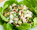 Chopped Shrimp Waldorf Salad