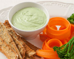 Cilantro Yogurt Dip