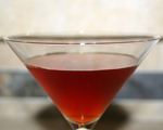 Cinnabar Negroni Cocktail