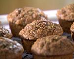 Cinnamon Bran Muffins