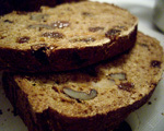 Cinnamon Carrot Bread