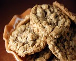 Cinnamon Oatmeal Chocolate Chip Cookies