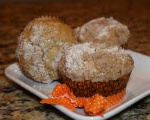 Cinnamon Rice Muffins