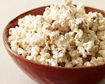 Cinnamon-spice popcorn
