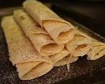 Cinnamon Tortilla Rolls