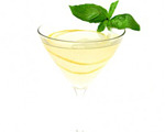 Citrus and Basil Cocktail