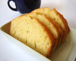 Citrus Vanilla Pound Cake