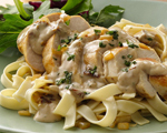 Classic Chicken Alfredo