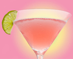 Classic Cosmopolitan Cocktail