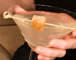Clear Ginger Cosmopolitan