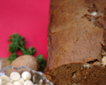 Cocoa banana bread