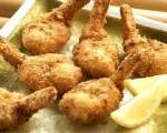 Beer-Batter Shrimp