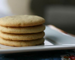 Coffee Sugar Cookies