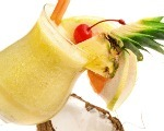 Blended Pina Colada