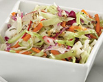 Coleslaw with White Balsamic Vinegar