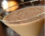 Chocolate Gingersnap Cookie Cocktail