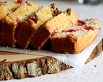 Cornmeal and Cranberry Bread
