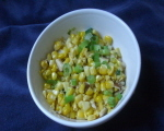 Corn and Green Onion Salad