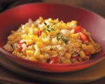 Creamy Corn and Vegetable Orzo Casserole