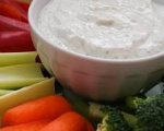 Low Fat California Vegetable Dip