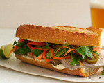 Country-Style Pate Banh Mi