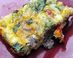 Country Sausage Egg Bake