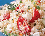Couscous, Chicken and Feta Salad