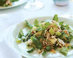 Crab, Apple and Watercress Salad