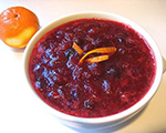 Cranberry and Orange Relish