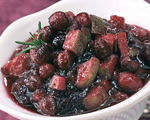 Cranberry and Pear Relish