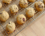 Cranberry Honey Cookies