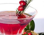 "Cranberry Martinis - ""Crantinis"""