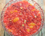 Raspberry Fruit Salad