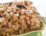 Festive Cranberry Stuffing