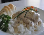 Creamy Chicken Dinner