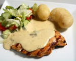 Creamy Chicken Breast
