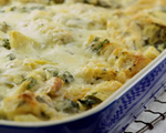 Creamy Chicken Divan Casserole  