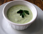 Creamy Cilantro and Lime Sauce