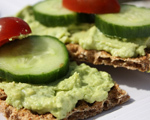 Creamy Lime Avocado Spread