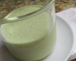 Creamy Lime Salad Dressing