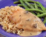 Creamy Garlic Chicken