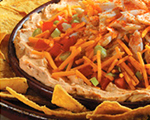 Creamy Shrimp Plate