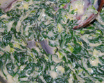Creamy Swiss Chard