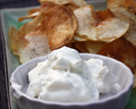 Creamy Three Cheese Spread